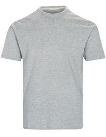 COMMANDER T-Shirt mit Rundhalsausschnitt - Silver