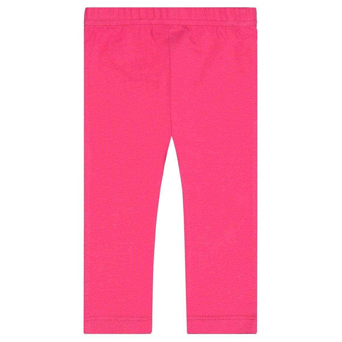 Kids Capri-Leggings - Pink