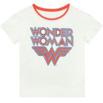 T-Shirt Wonder Women - Offwhite
