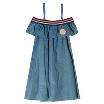 JETTE Kleid im Jeans-Look - Blue Denim