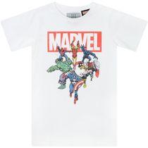MARVEL T-Shirt - White