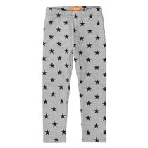 Thermo-Leggings mit Sterne-Allover-Print