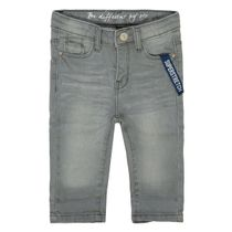 Mädchen Skinny Jeans Regular Fit - Light Grey Denim