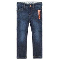 Jungen Skinny Jeans Regular Fit - Dark Blue Denim