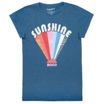 T-Shirt SUNSHINE - Deep Ocean
