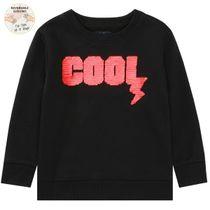 ATTENTION Sweatshirt COOL - Black