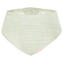 Tuch mit Streifen - Khaki