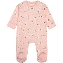 ORGANIC COTTON Pyjama Lama - Soft Blush Alloverprint
