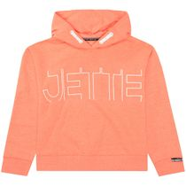 JETTE Hoodie - Bright Coral