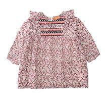 Kleid mit Print - Flower