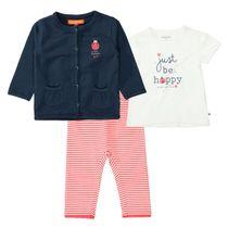Set aus Hose, Shirt und Jacke - Bunt Sortiert