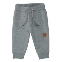 Jogginghose Baby - Stone Grey Meliert