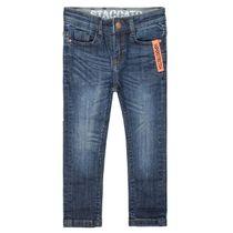 Jungen Skinny Jeans Slim Fit - Mid Blue Denim