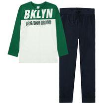 Pyjama BKLYN - Green