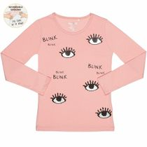 Shirt Blink mit Wendepailletten - Old Rose