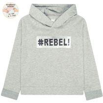 Hoodie Wendepailletten #Rebel!