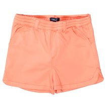 ATTENTION Jeans Shorts - Neon Coral