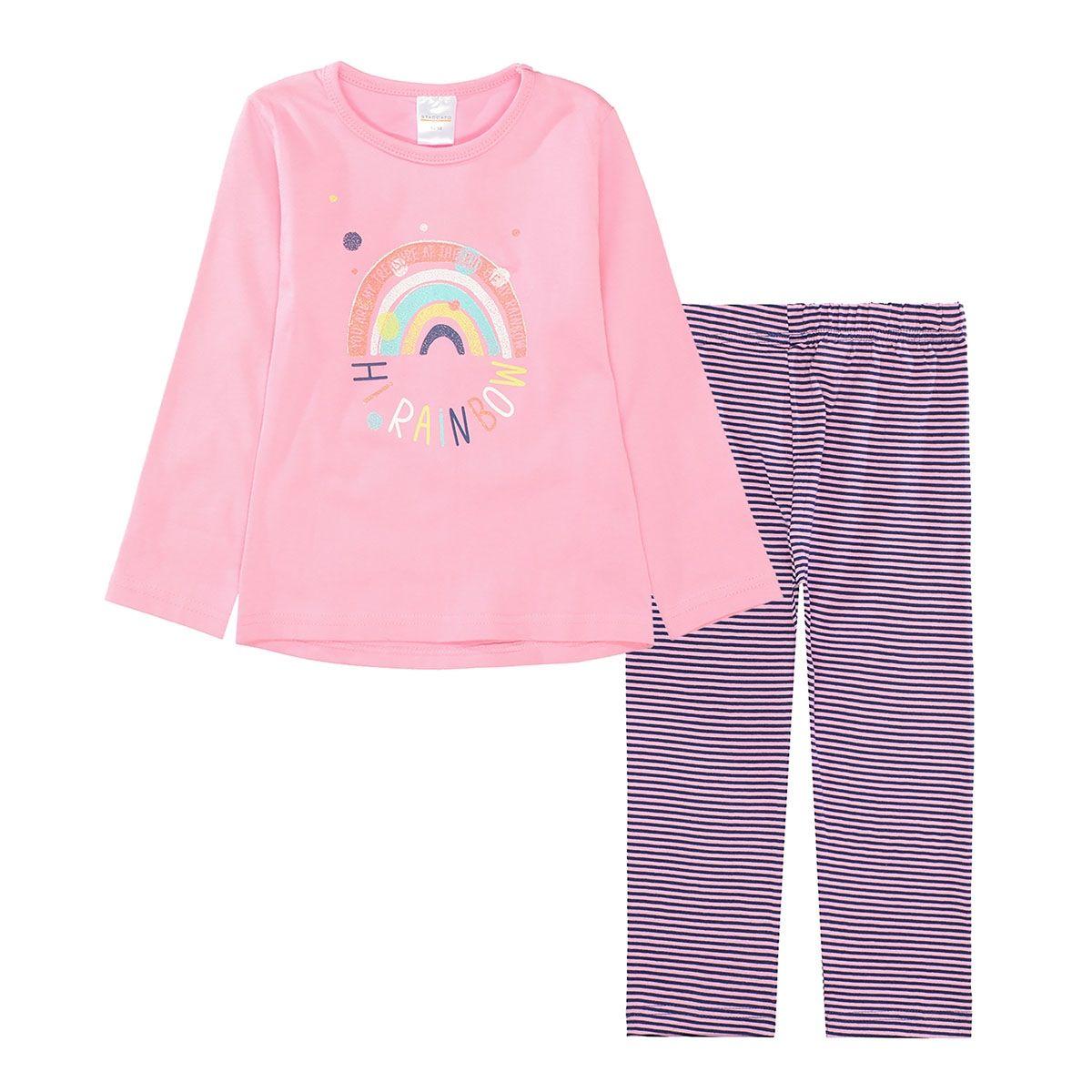 Pyjama HI Rainbow - Bright Candy