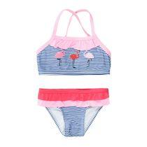 Bikini mit Streifen - Navy Stripes