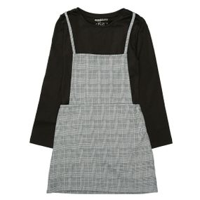 2in1-Kleid - Soft Silver