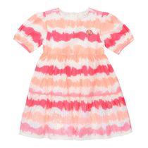 JETTE  Kleid mit Batik-Streifen und schimmernden Pailletten - Taffy Rose