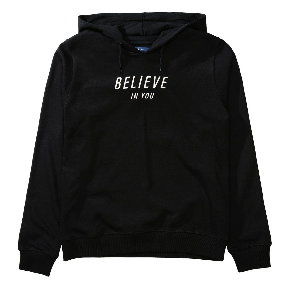 ATTENTION Hoodie BELIEVE - Black