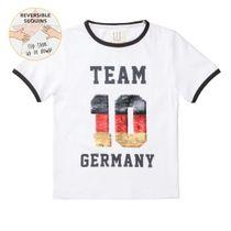T-Shirt TEAM GERMANY - White